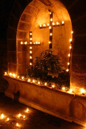 Procession aux lanternes