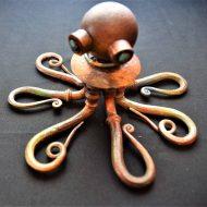 JYS Sculpture – La pieuvre