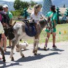 Alpes-Maritimes / Arrière-pays / Festivités / Escragnolles (06460) / Fête aux ânes à Escragnolles – Dimanche 26 juin 2016 – Photo n°9
