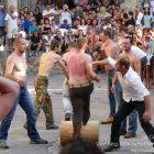 Alpes-Maritimes / Arrière-Pays / Utelle (06450) / Fêtes / Festivités / Fête Patronale de la Saint Roch – Traditionnel Saut du Cepoun – 16 août 2016 – Photo n°22