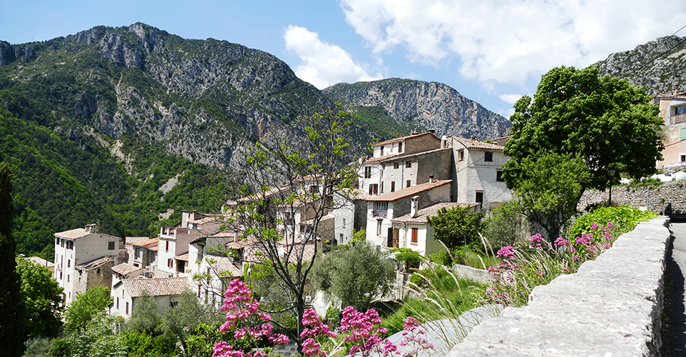 Aiglun Village