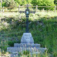 La Croix du Jubilé de 1875 – Le Mas 06