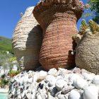 #CotedAzurFrance / Alpes-Maritimes (06) / Gattières / Visites & Découvertes  / Parcs & Jardins / Jardin des fleurs de poterie – Labellisé Jardin remarquable – Photo n° 42