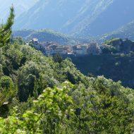 Village du Mas en vue