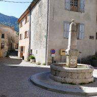 Fontaine communale de la Place Muraire – Le Mas 06