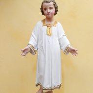 Statue polychrome de Saint-Arnoux – Le Mas 06