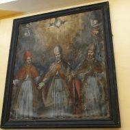 Peinture de la Chapelle Saint-Arnoux – Le Mas 06
