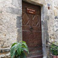 Portes et linteaux – Roquestéron 06910