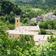 Eglise Roquestéron 06910