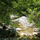 #FrenchMerveilles / Région PACA / Côte d'Azur / Alpes-Maritimes (06) / Vallée de l'Estéron / Côté Nature / Outdoor / Randonnée / Canyon dans la Vallée de l'Estéron – Photo n°4