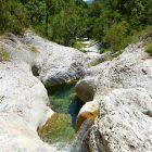 #FrenchMerveilles / Région PACA / Côte d'Azur / Alpes-Maritimes (06) / Vallée de l'Estéron / Côté Nature / Outdoor / Randonnée / Canyon dans la Vallée de l'Estéron – Photo n°8