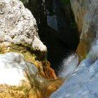 #FrenchMerveilles / Région PACA / Côte d'Azur / Alpes-Maritimes (06) / Vallée de l'Estéron / Côté Nature / Outdoor / Randonnée / Canyon dans la Vallée de l'Estéron – Photo n°13