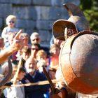 #CotedAzurNow / Alpes-Maritimes (06) / La Turbie / Spectacles & Festivités / Les Romains invitent les Gaulois – Trophée d'Auguste – La Turbie – Photo n°21