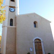 Eglise Saint-Laurent – Revest-les-Roches – 06830