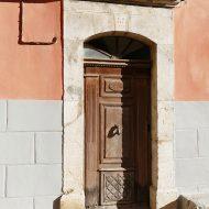Portes anciennes – Revest-les-Roches – 06830