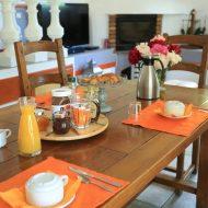 Villa Regain – Maison d'hôtes à Gréolières – Alpes-Maritimes – Petit-déjeuner – Photo n°8