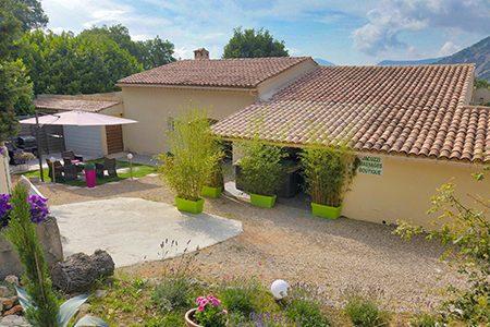 Villa Regain – Maison d'hôtes à Gréolières (06620) – Alpes-Maritimes