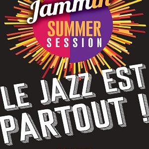 Le Jazz est partout, Antibes Juan-les-Pins, Du 6 juillet au 22 août 2021