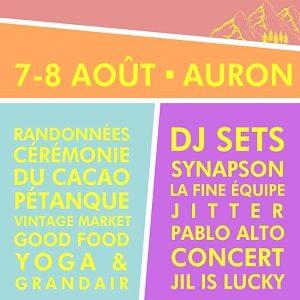 La Crème - Le Blanchon, Auron Station, 7 et 8 août 2021